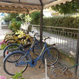 Hotel Sorriso Bellaria - Biciclette